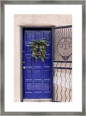 Santa Fe, New Mexico, United States Framed Print