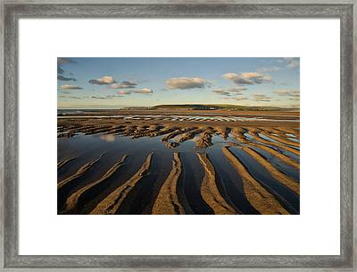 Saunton Sands Devon Framed Print