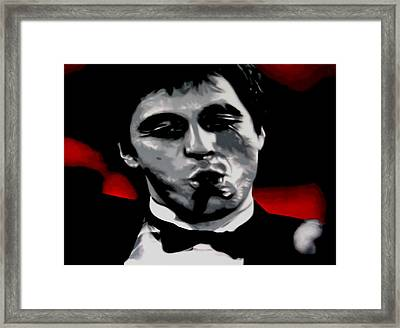 Scarface 2013 Framed Print