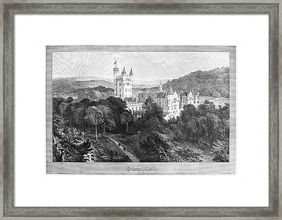 Scotland Balmoral Castle Framed Print by Granger
