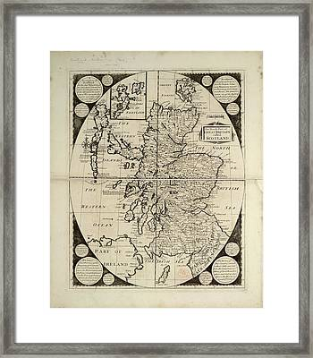 Scotland Framed Print by British Library