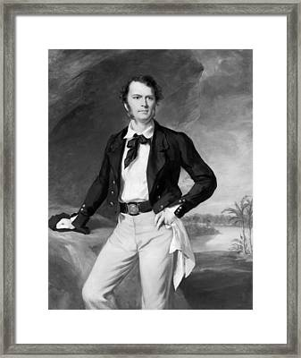 Sir James Brooke (1803-1868) Framed Print