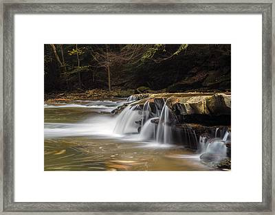 South Chagrin Reservation Framed Print