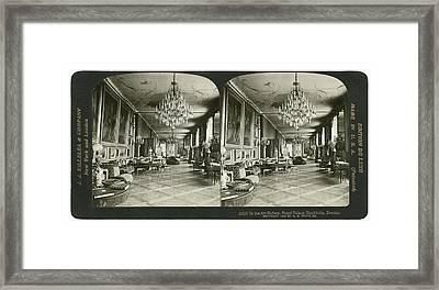 Stockholm Royal Palace Framed Print