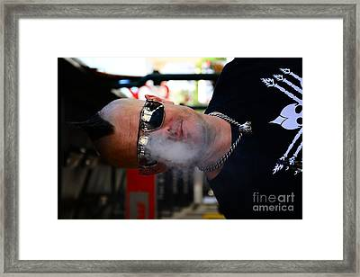 Street Photography Framed Print by Bobby Mandal