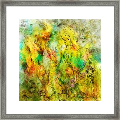 Summers Day Framed Print