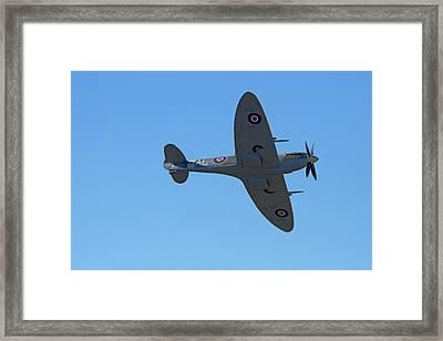 Supermarine Spitfire  -  British Framed Print