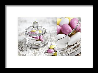 Candy Jar Framed Prints