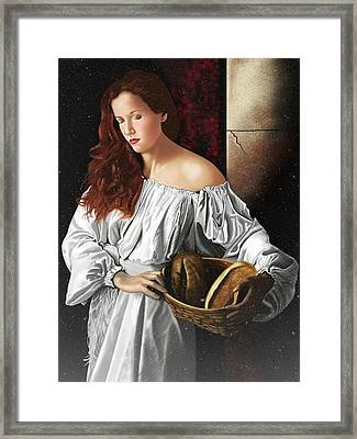 The Beauty Cult Framed Print by Andrew Harrison