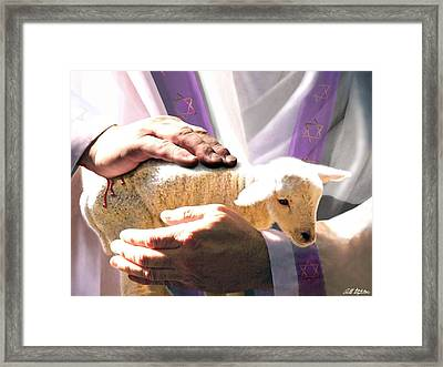 The Chosen Framed Print