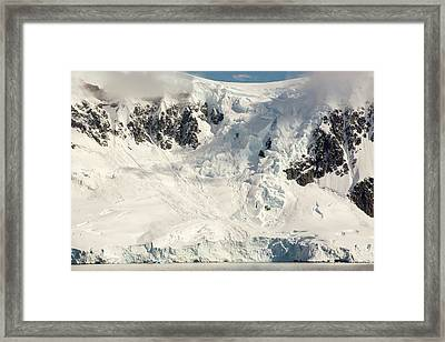 The Gerlache Strait Framed Print