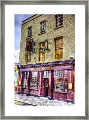 The Gipsy Moth Pub Greenwich Framed Print