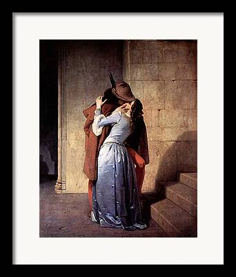 Reunification Of Italy Framed Prints