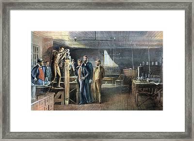 Thomas Framed Print by Granger