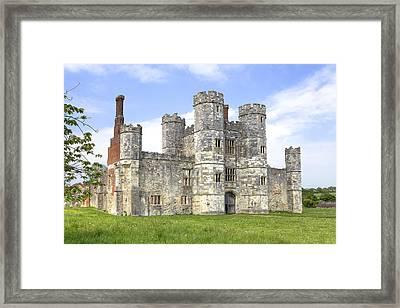 Titchfield Abbey Framed Print