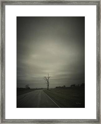 The Journey Framed Print