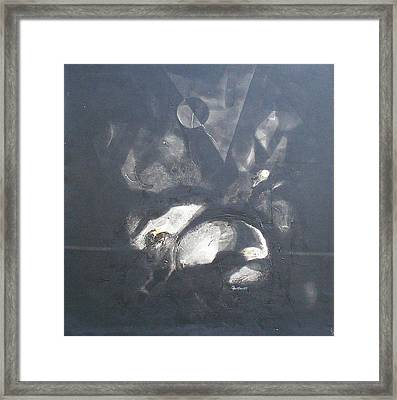 Untitle Framed Print