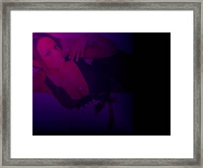 Untitled Framed Print by Erica  Darknell