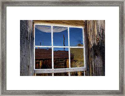 Usa, California, Bodie State Historic Framed Print by Jaynes Gallery