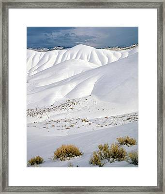 Usa, Oregon, John Day Fossil Beds Framed Print by Jaynes Gallery