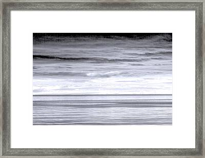 Usa, Washington Sunrise On Strait Framed Print by Jaynes Gallery