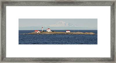 Vancouver Island Framed Print by Matt Freedman