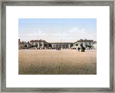 Versailles Grand Trianon Framed Print by Granger