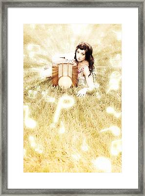 Vintage Framed Print by Jorgo Photography - Wall Art Gallery