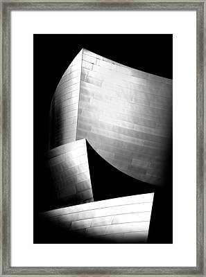 3 Way Framed Print by Az Jackson