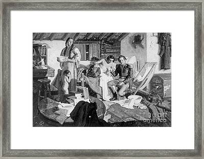 William Beaumont Framed Print by Granger