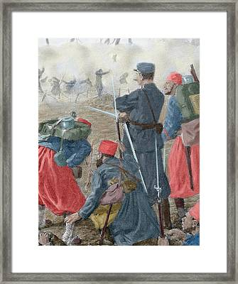 World War I (1914-1918 Framed Print by Prisma Archivo