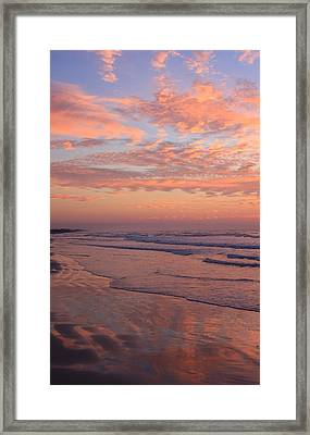 Wrightsville Beach Framed Print by Mountains to the Sea Photo