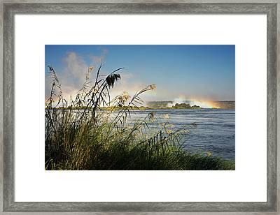 Zambia Framed Print by Sergi Reboredo