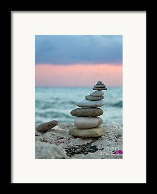 Stone Framed Prints