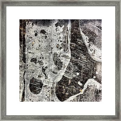 Plastic Framed Print