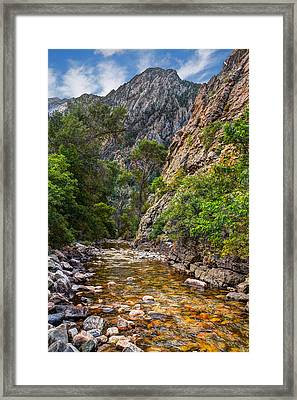 Wasatch Mountains Utah Framed Print by Utah Images