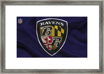 Baltimore Ravens Framed Print