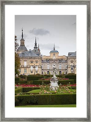 Spain, Castilla Y Leon Region, Segovia Framed Print