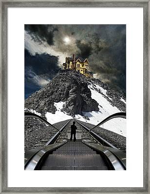 3194 Framed Print by Peter Holme III