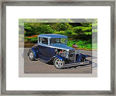 32 Ford Framed Print