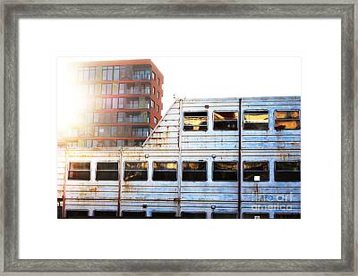 Prague Framed Print by Sarka Olehlova