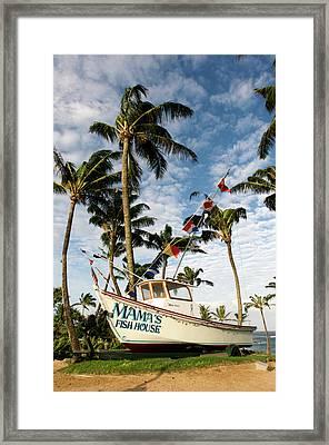 Hawaii Framed Print by Sergi Reboredo