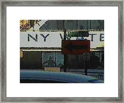 #31 Sands Of Time Framed Print