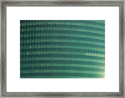 333 W Wacker Building Chicago Framed Print by Steve Gadomski