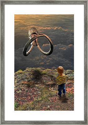 3481 Framed Print by Peter Holme III