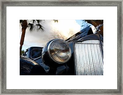 35 Packard Framed Print by David Lee Thompson