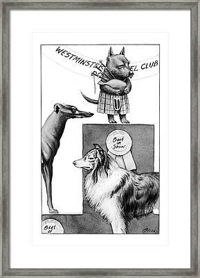 New Yorker February 14th, 2000 Framed Print