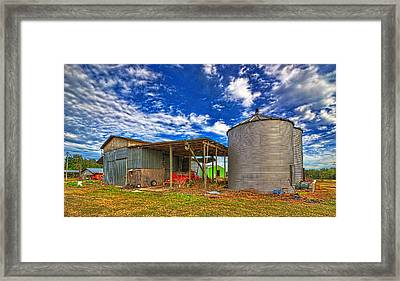 Framed Print featuring the photograph 3512-8-201 by Lewis Mann