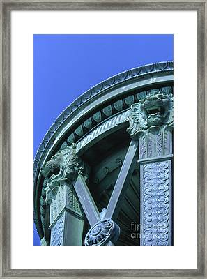 35x11 Perrys Victory Memorial Photo Framed Print