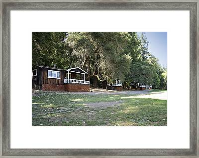 36 Framed Print by Betty Depee
